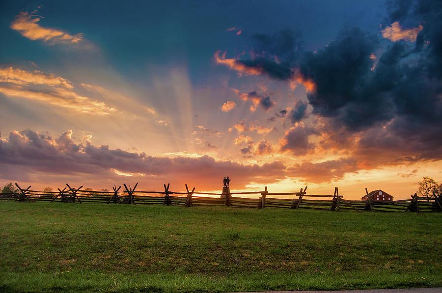 Zouave Sunset by Dan Urban