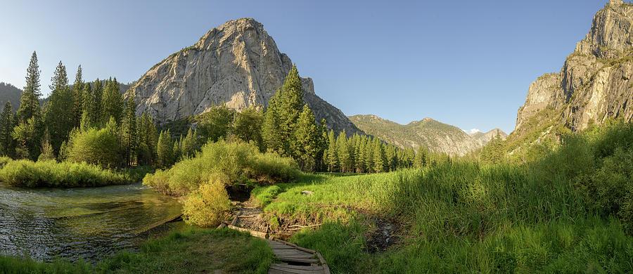 Zumwalt Meadow, Kings Canyon, CA by Andy Romanoff