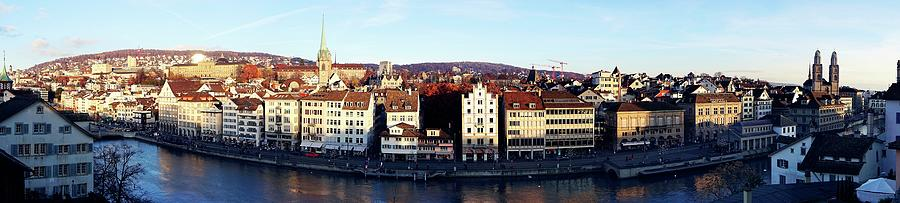 Zurich - a trip down the memory lane by Peter Thoeny