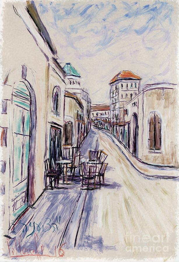 058 Jaffa Painting
