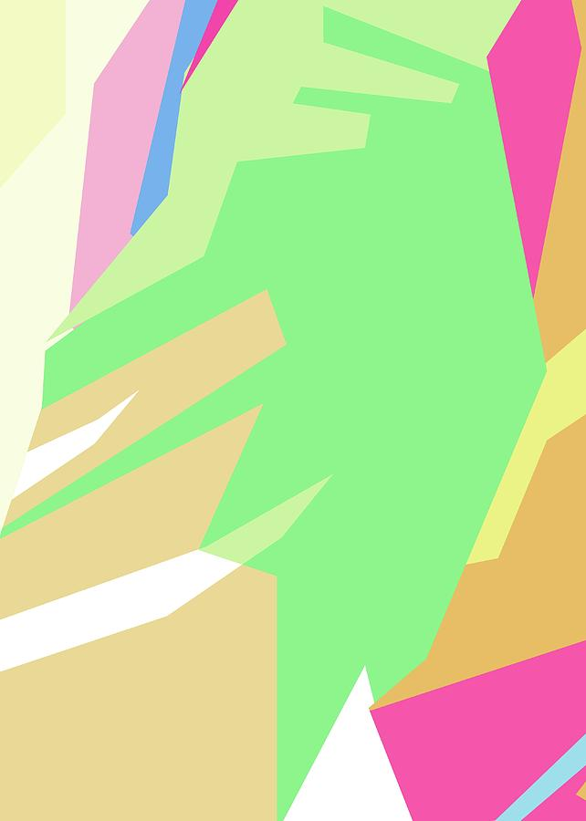071abstract Digital Art