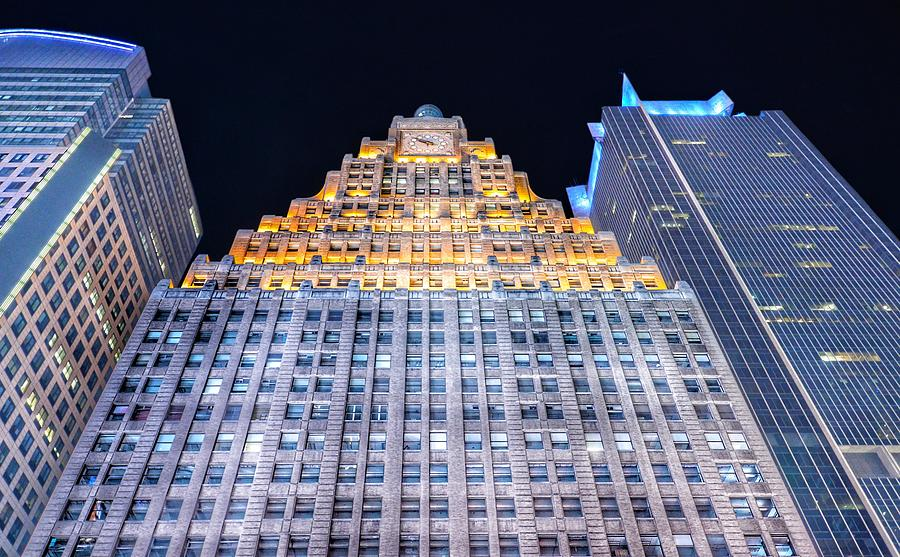 1501 Broadway - Paramount Building - Times Square New York by Marianna Mills