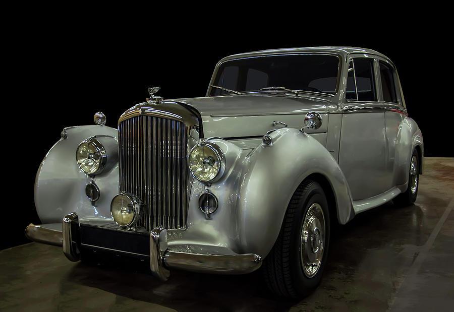 1954 Bentley R Type Photograph
