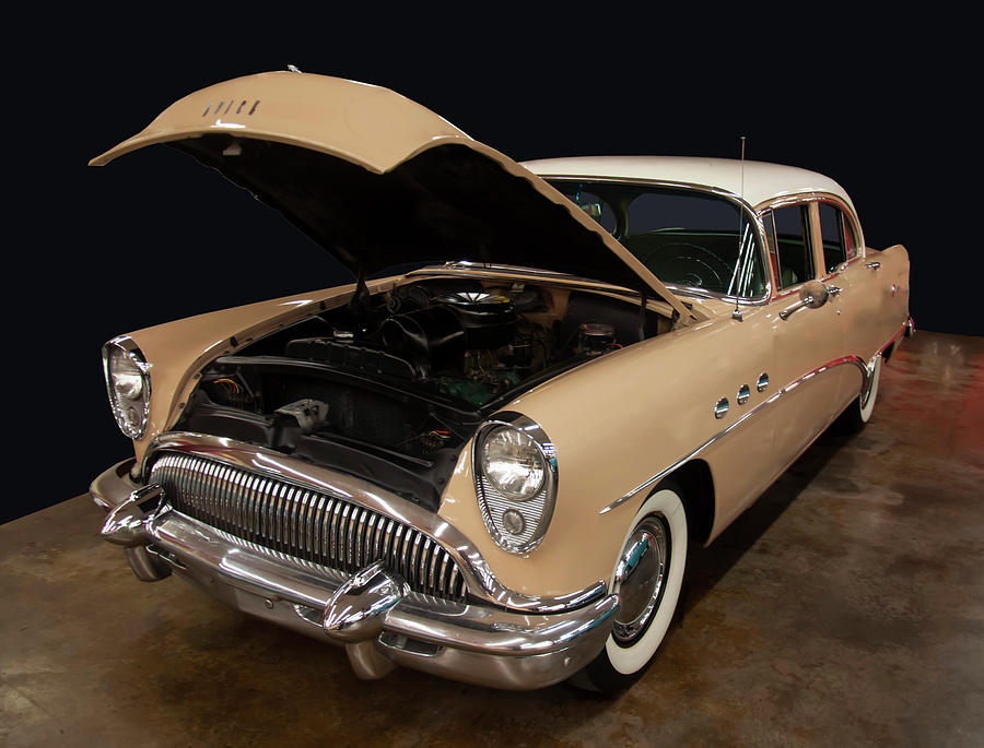 1955 Buick Special Photograph