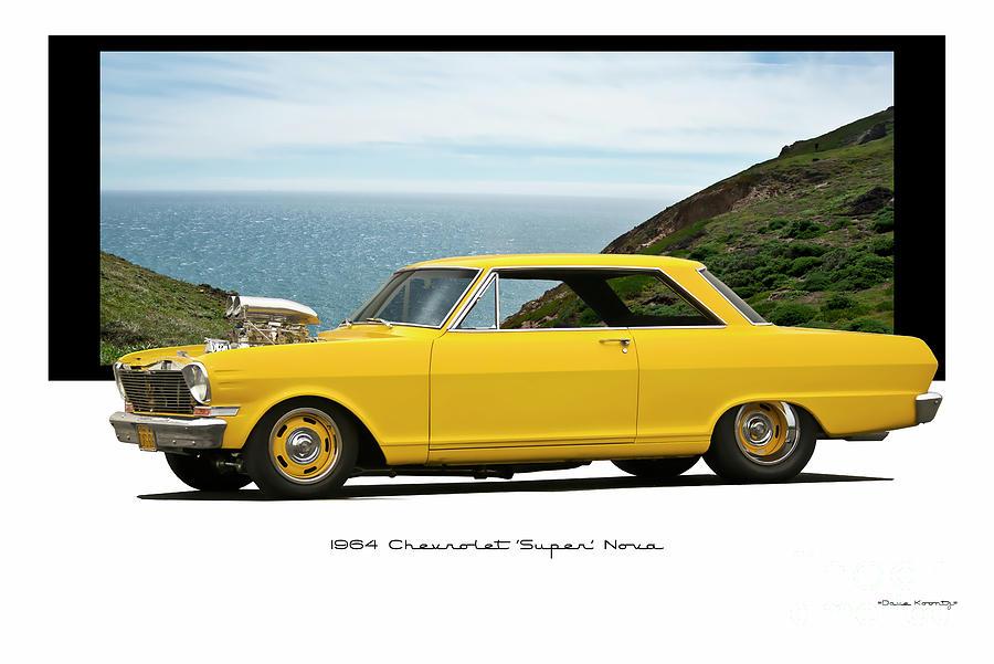 1964 Chevrolet Nova Hardtop Photograph
