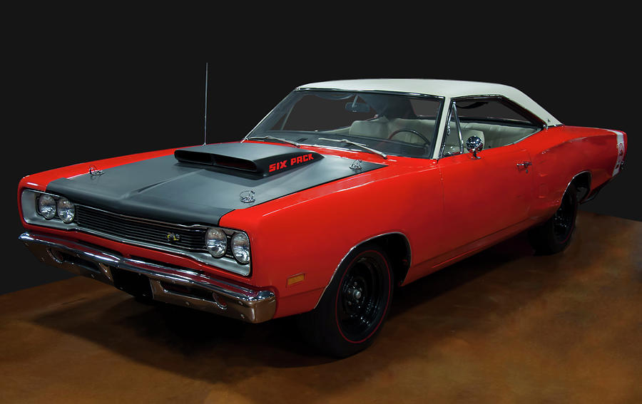 1969 1/2 Dodge Coronet A12 Super Bee Photograph