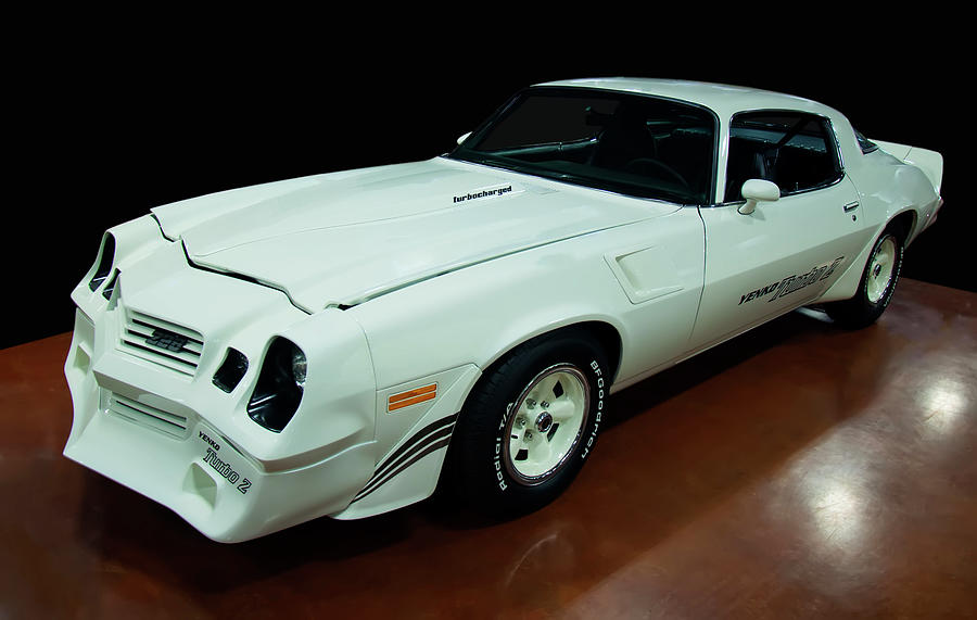 1981 Chevy Yenko Camaro Turbo Z Photograph
