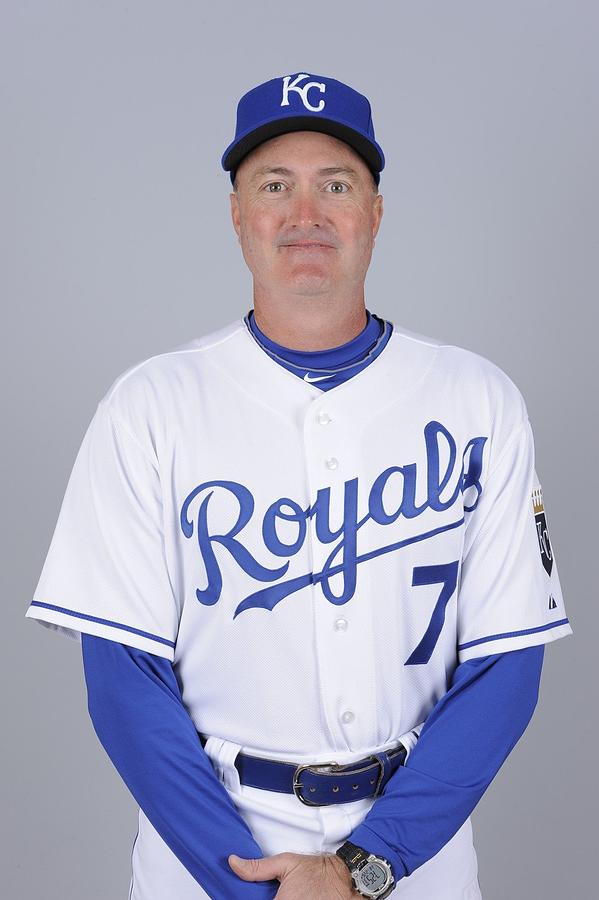 2010 Major League Baseball Photo Day Photograph by Ron Vesely