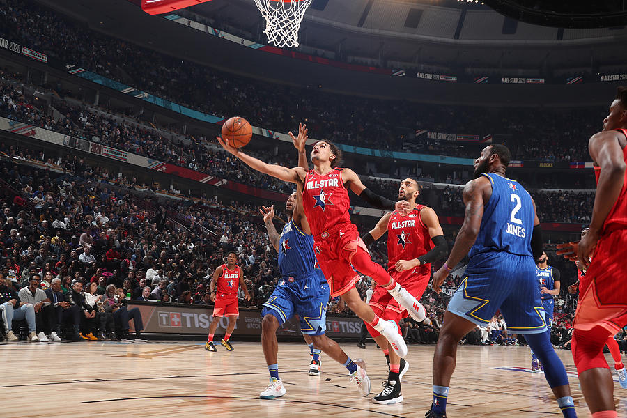 69th NBA All-Star Game Photograph by Nathaniel S. Butler