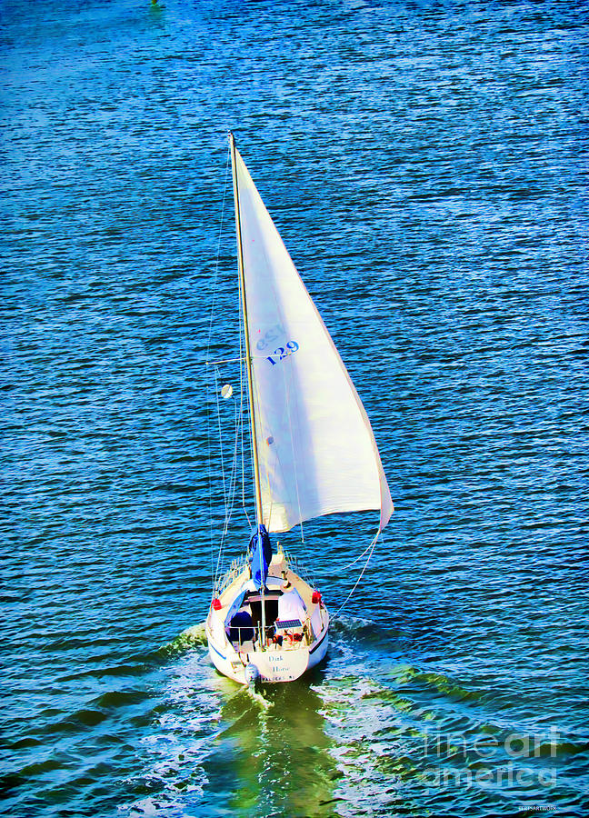 A Man and His Boat by Roberta Byram