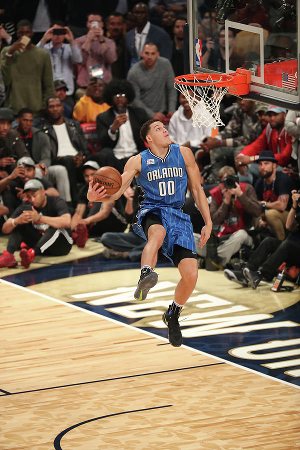 Aaron Gordon Photograph by Joe Murphy