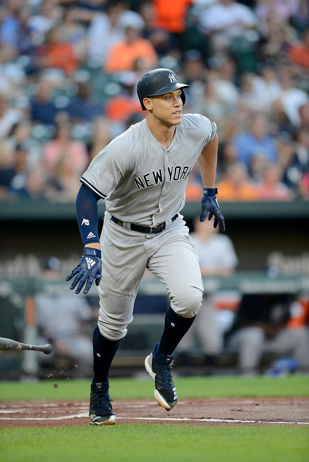 Aaron Judge Photograph by G Fiume