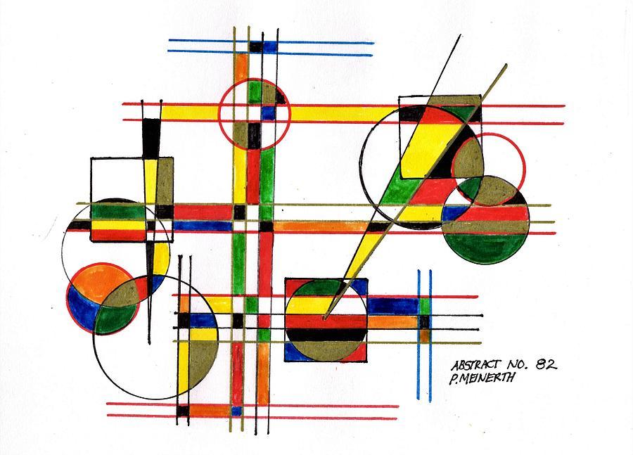 Abstract No. 82 Drawing