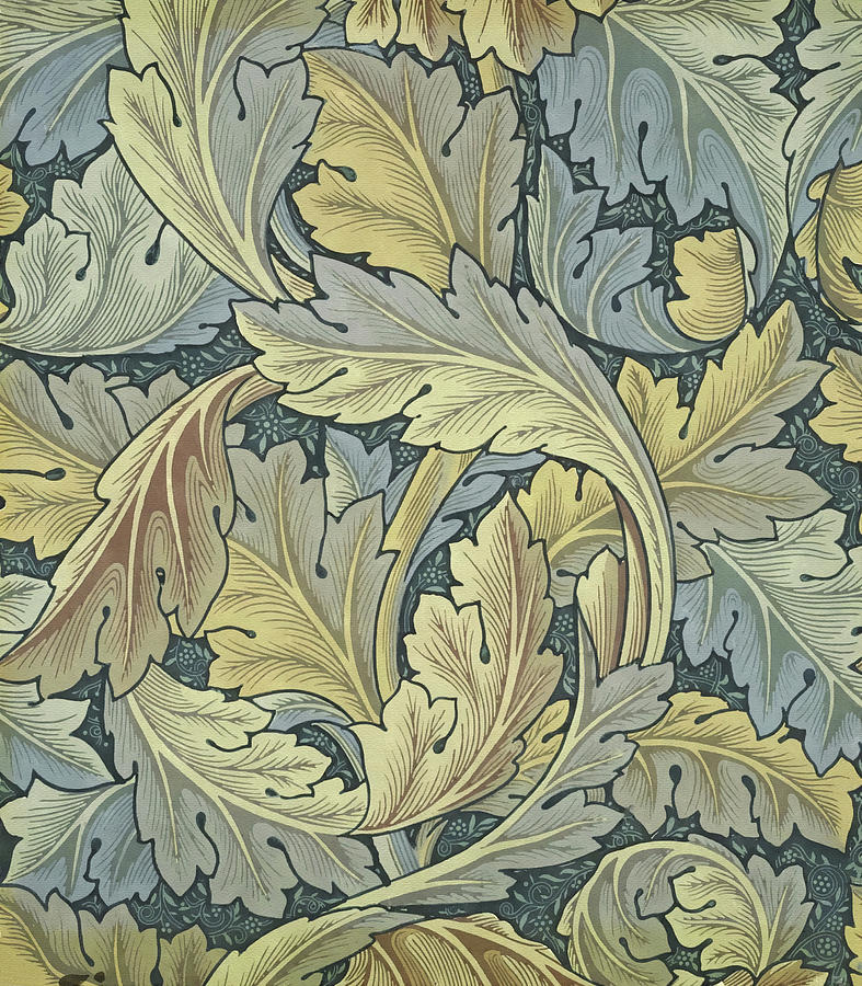 Acanthus Painting