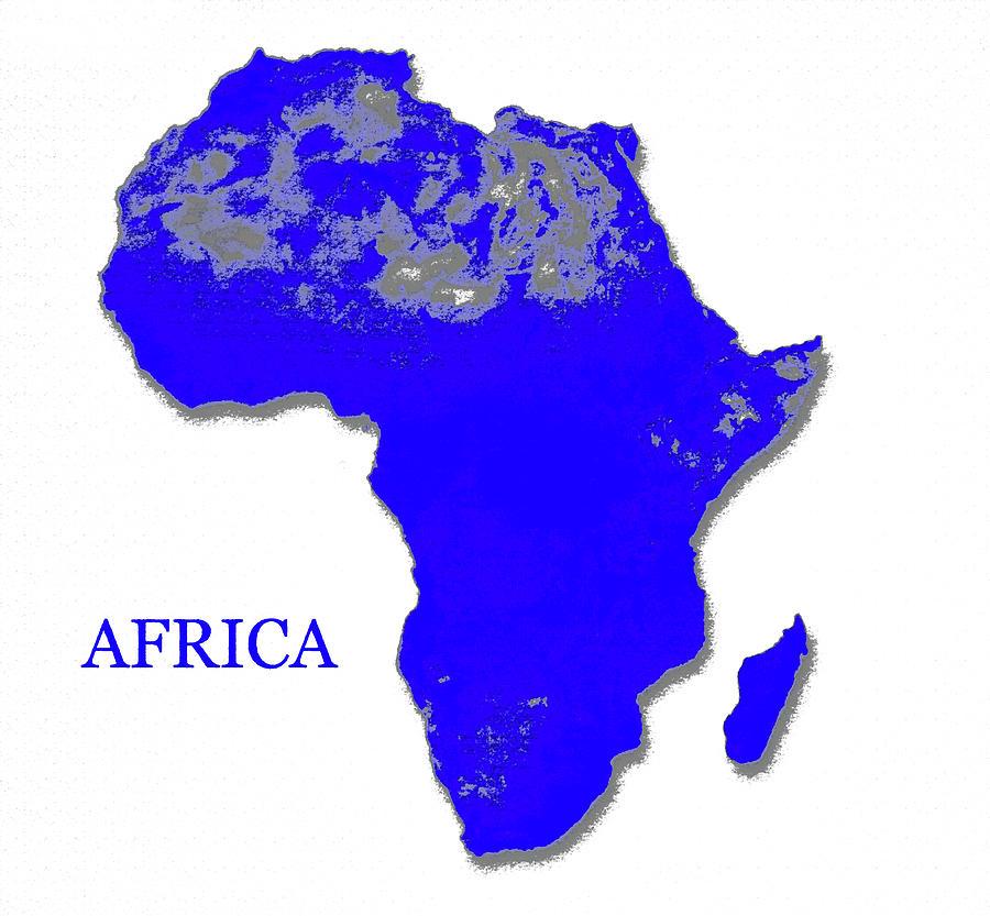 Africa Digital Art