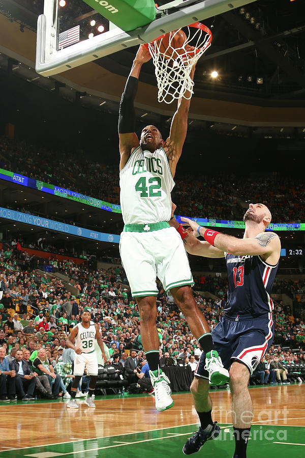 Al Horford Photograph by Ned Dishman