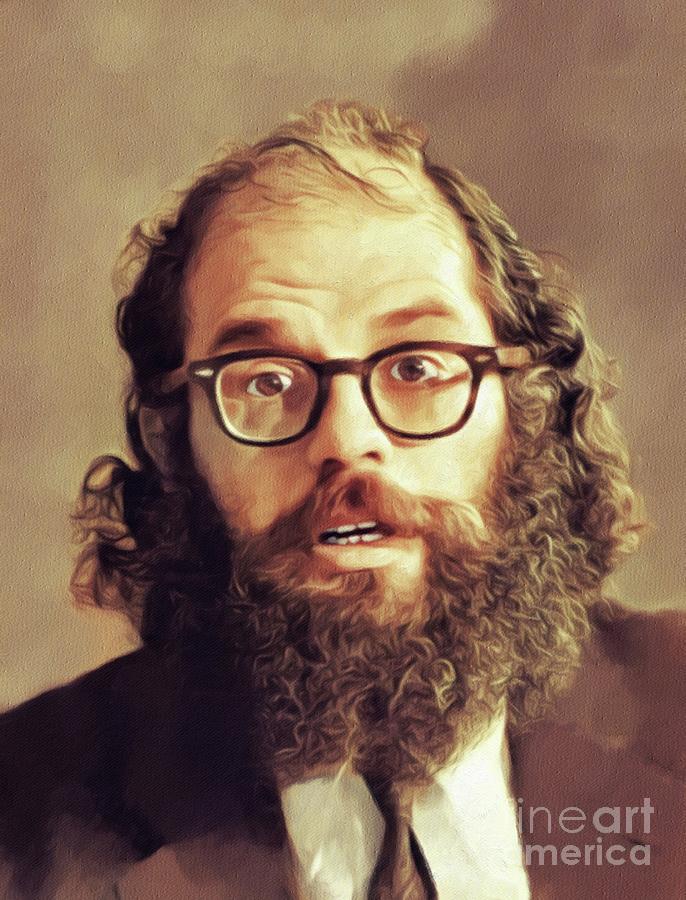 Allen Ginsberg, Literary Legend by John Springfield