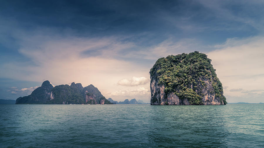 Andaman Sea Islands Photograph
