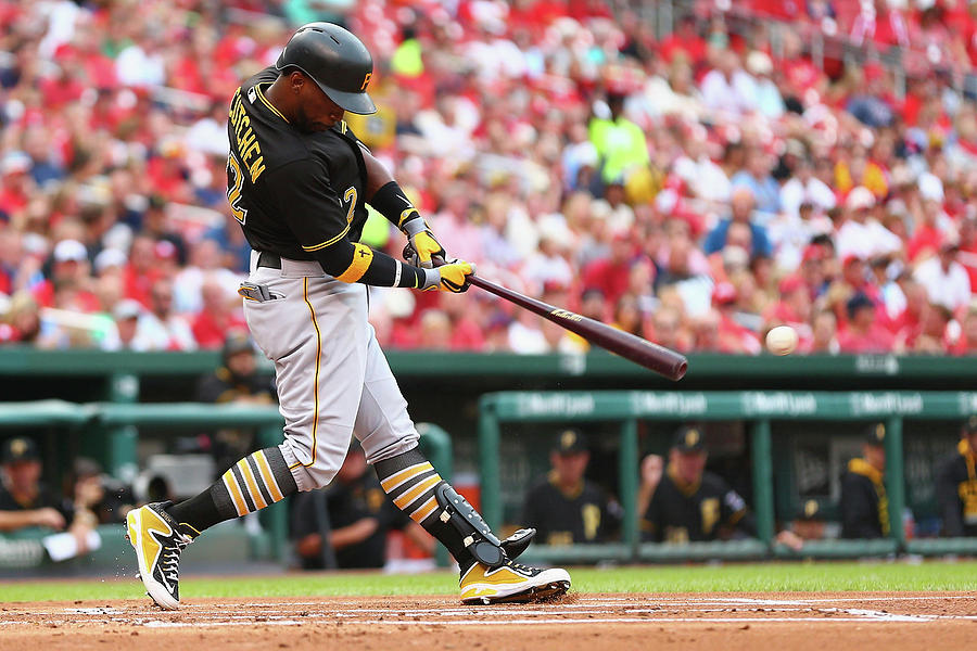 Andrew Mccutchen Photograph by Dilip Vishwanat