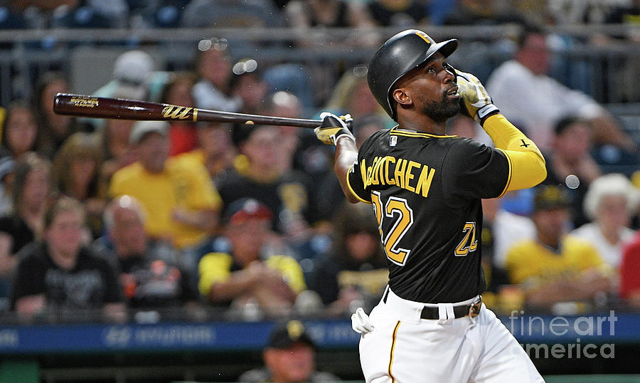 Andrew Mccutchen Photograph by Justin Berl