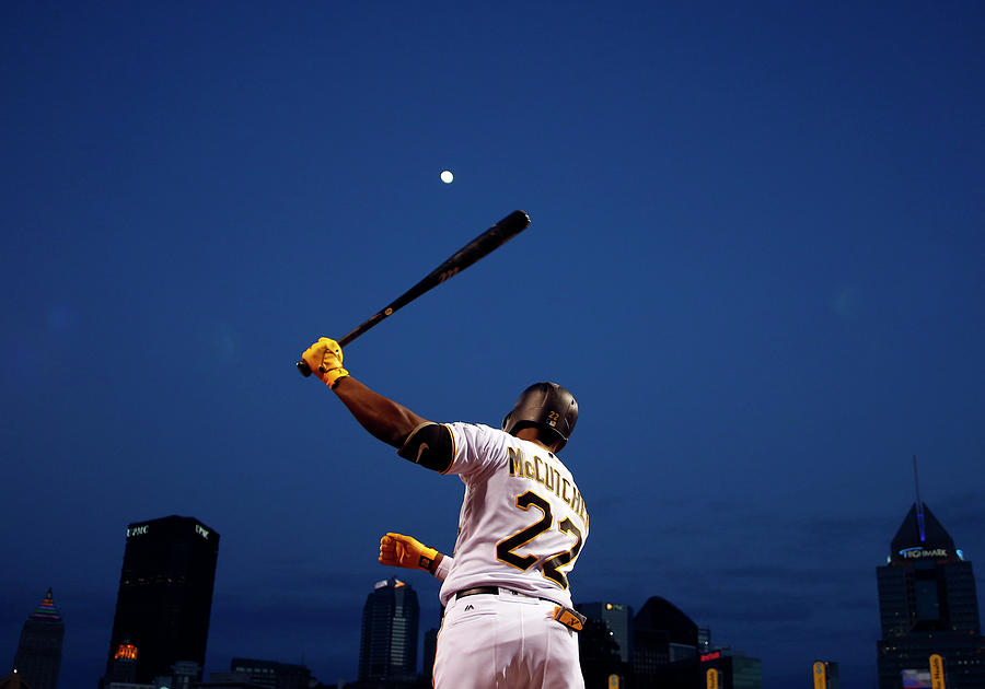 Andrew Mccutchen Photograph by Justin K. Aller