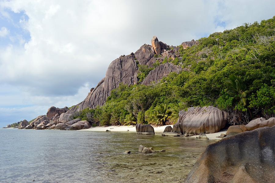 Anse Source d'Argent by Thomas Schroeder