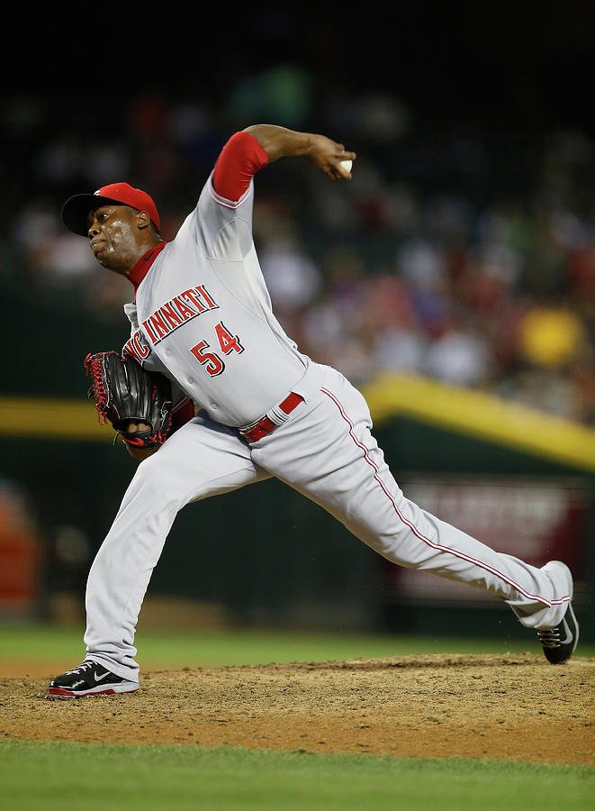 Aroldis Chapman Photograph by Christian Petersen