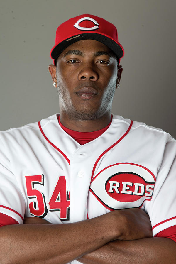 Aroldis Chapman Photograph by Mike Mcginnis