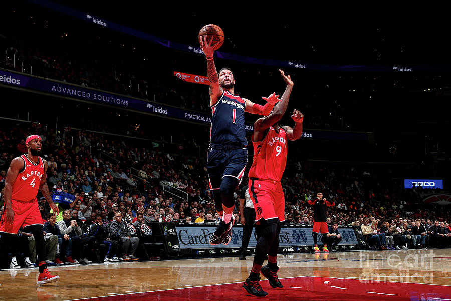 Austin Rivers Photograph by Ned Dishman