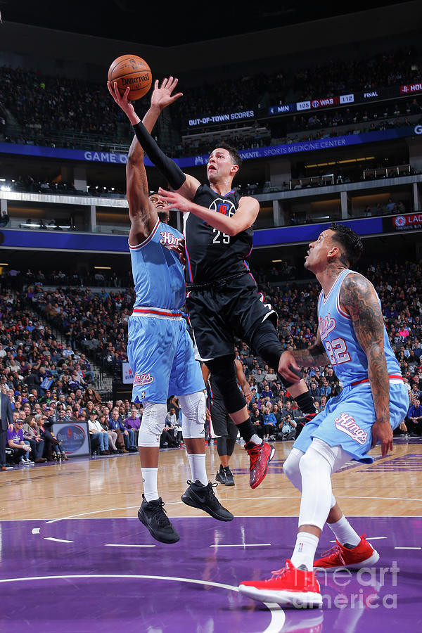 Austin Rivers Photograph by Rocky Widner
