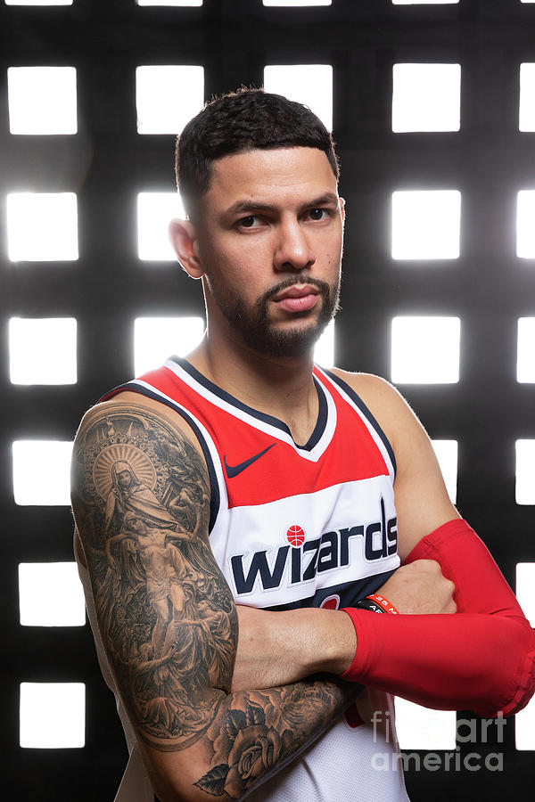 Austin Rivers Photograph by Stephen Gosling