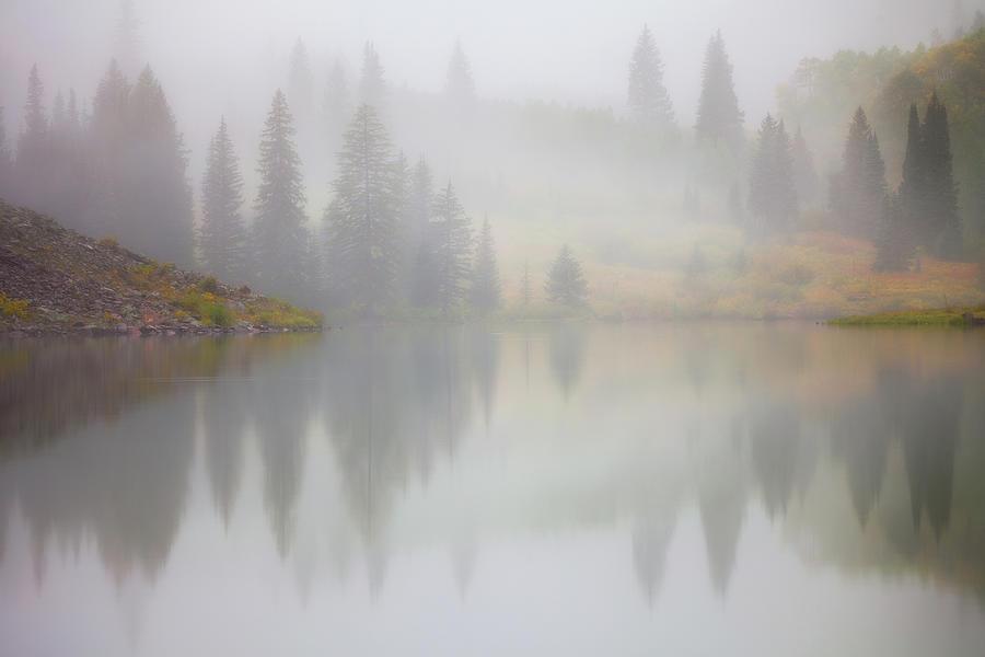 Autumn Reflections Photograph