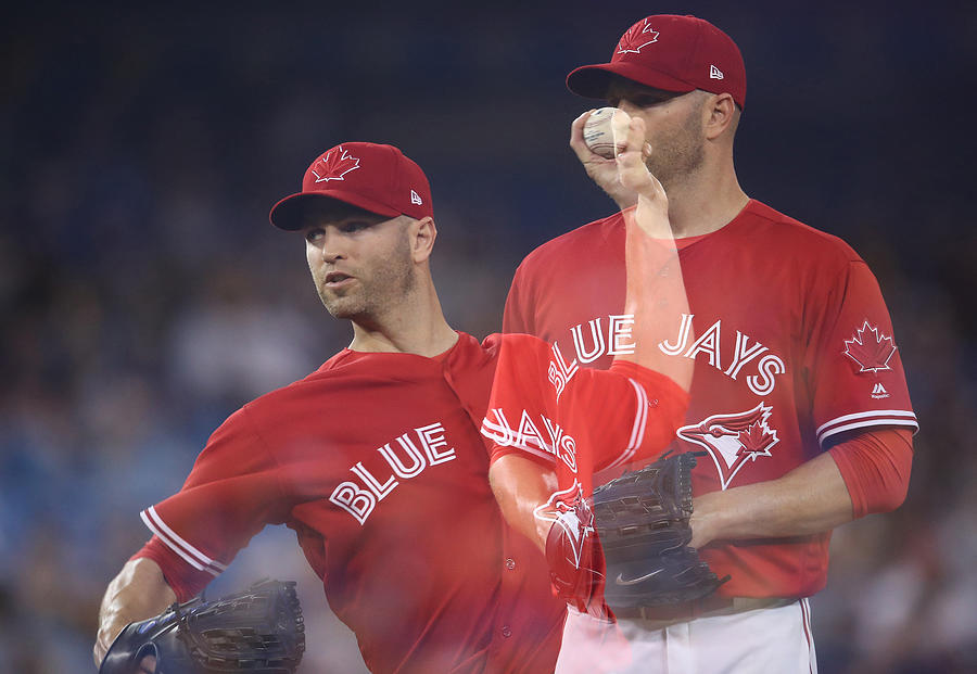 Baltimore Orioles v Toronto Blue Jays Photograph by Tom Szczerbowski