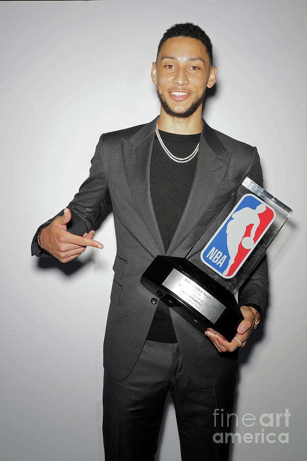 Ben Simmons Photograph by Atiba Jefferson