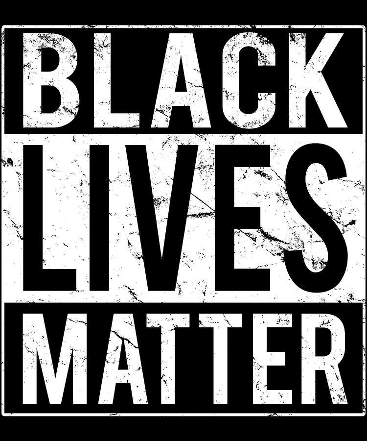 Black Lives Matter Photograph - Black Lives Matter BLM by Flippin Sweet Gear