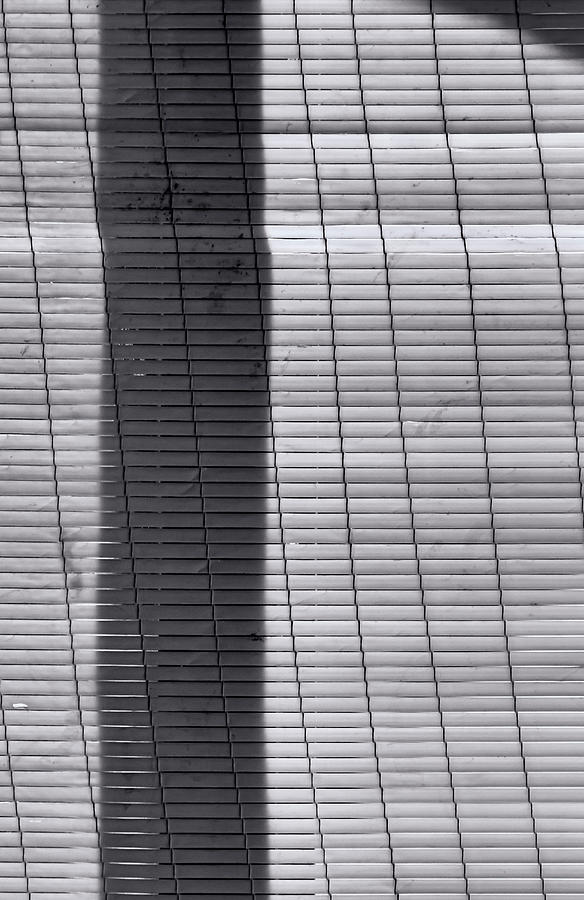 Blinds And Sunlight Photograph