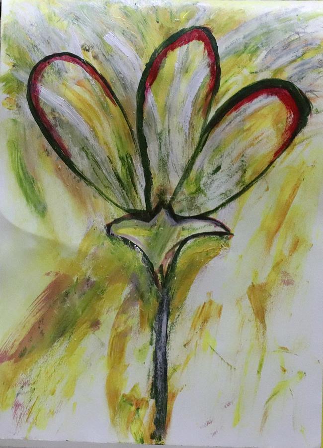 Blooming Again Painting