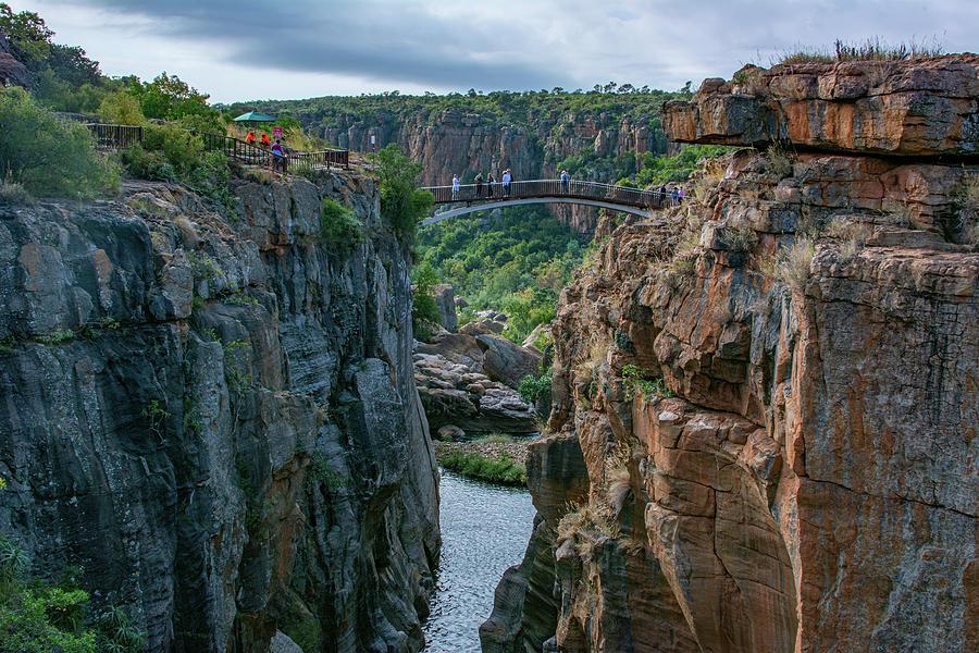 Blyde River Canyon by Douglas Wielfaert