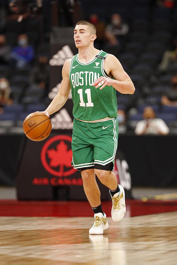 Boston Celtics v Toronto Raptors Photograph by Scott Audette