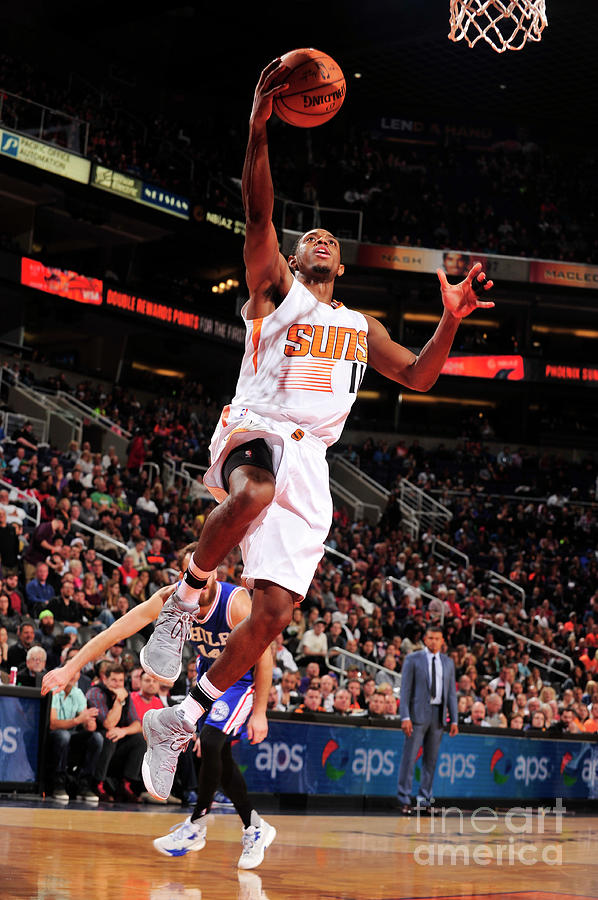 Brandon Knight Photograph by Barry Gossage