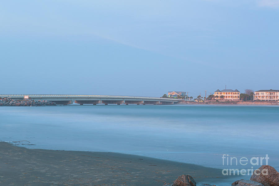 Breach Inlet - Silky Waters Photograph