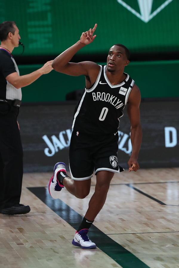 Brooklyn Nets v Milwaukee Bucks Photograph by Joe Murphy