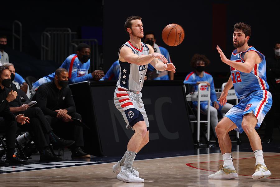 Brooklyn Nets v Washington Wizards Photograph by Ned Dishman