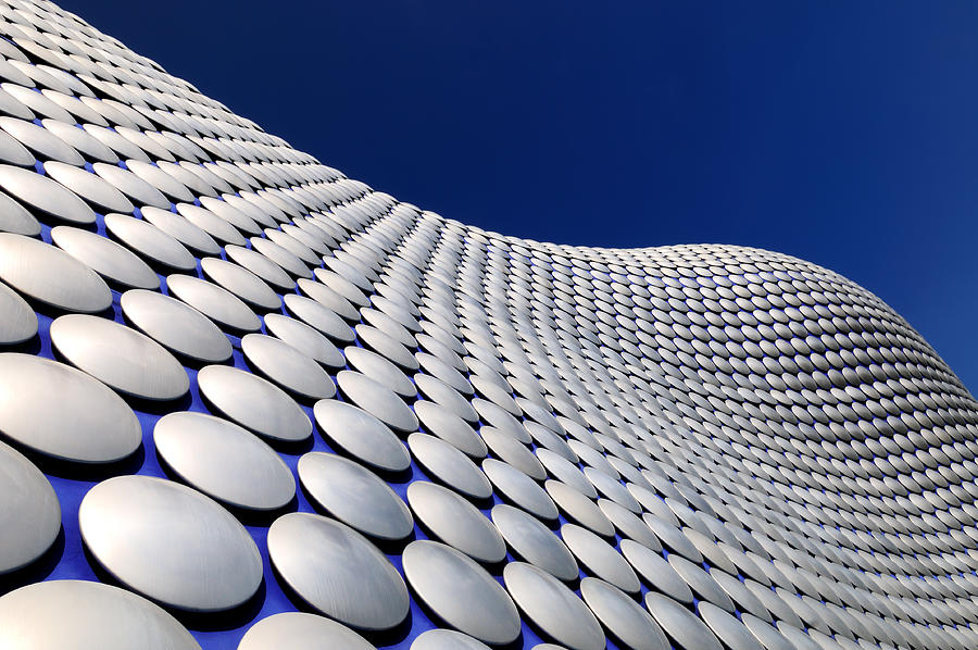 Bullring Shopping Centre Photograph by ChrisHepburn