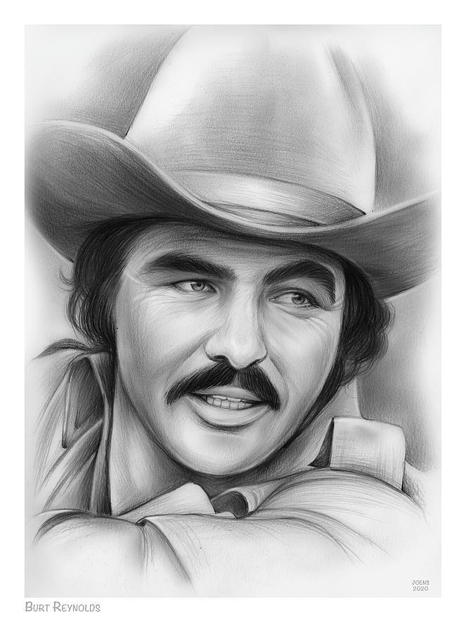 Burt Drawing