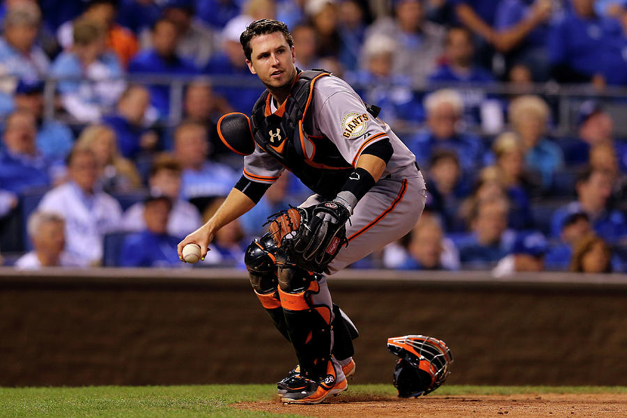 Buster Posey Photograph by Elsa