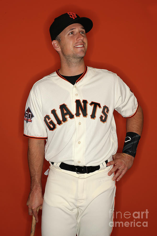 Buster Posey Photograph by Patrick Smith