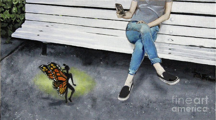 Butterfly Effect by D A Brown
