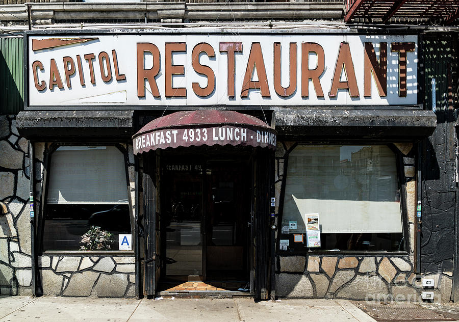 Capitol Restaurant  by Cole Thompson