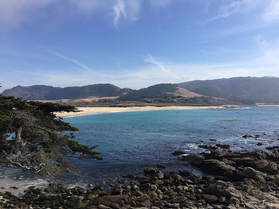 Carmel By The Sea Photograph